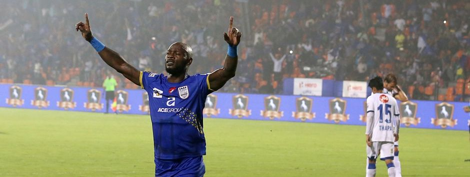 ISL 2017-18: Mumbai City FC overcome Chennaiyin FC in intense game to jump to fifth position in tournament