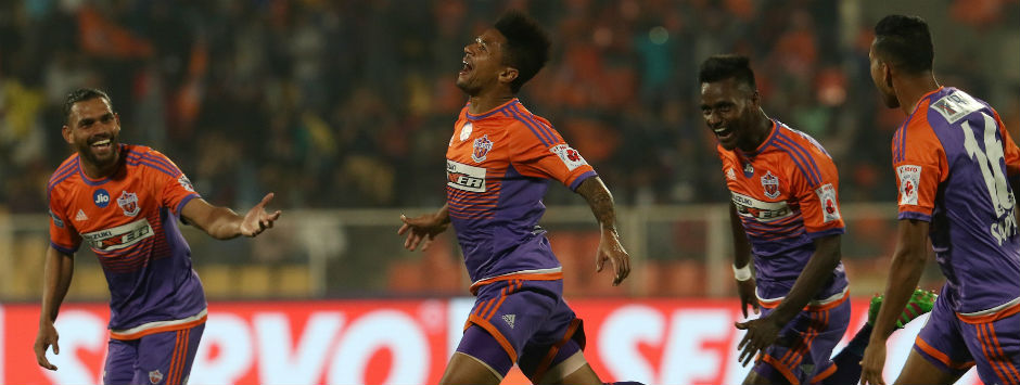 ISL 2017-18: FC Pune City back to winning ways after outclassing Teddy Sheringham's ATK