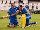 Champions Trophy 2017: Australia's Glenn Maxwell cleared after being struck in the neck