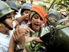 BJP protest march in Kolkata turns violent, 71 injured, 141 arrested after clash with cops