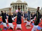 International Yoga Day 2017: Enthusiasts all around the world celebrate yoga