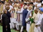 Ram Nath Kovind shares Narendra Modi's vision as Nehru, Narayanan find no place in inaugural speech