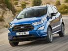 Facelifted 2018 Ford EcoSport unveiled in Europe; expected to hit Indian markets by year end