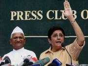 Anna's rebuff: 'Lokpal is not parallel government'