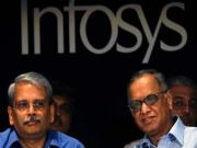 Infosys AGM: 'lacklustre' farewell for Murthy, emotional exit for Pai
