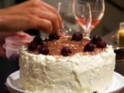 The Black Forest Cherry cake: that traditional Indian favourite