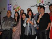 Mazumdar Shaw and seven CEOs sing romantic favourites for good cause