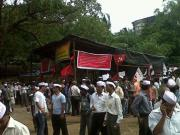 Mee Anna Hazare: Mumbai rallies against graft