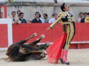 Bullfighting — all bull, not much of a fight