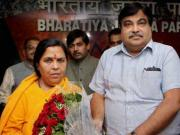 Uma hits out at Mayawati's brother, alleges fund embezzlement