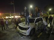 Libya's NTC faces protesters' wrath as it grapples with transition