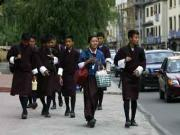 Bhutan litfest: saved by geography