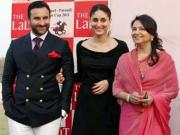 Sharmila on Saif: He is not like Tiger at all