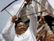 Is Sangma worthy of contesting the presidential poll?