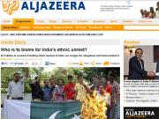 Shocker: Al Jazeera's ignorant anti-India narrative