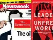 What death of Newsweek print means for Economist and Time
