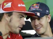 F1: Vettel can win but Alonso is so good