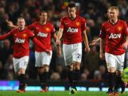 Unconvincing Man United feel the need for speed