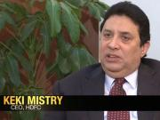 Widen tax base, don't raise taxes in Budget 2013, says Keki Mistry