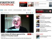 Firstpost YouSpeak: Our new, interactive, video views platform