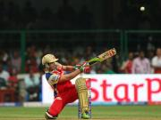 De Villiers' cameo lost in the midst of Gayle's destruction