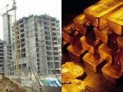With gold sinking, how good is property for investment today?