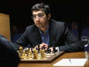 Of late, Vishy Anand has been tense and nervous: Kramnik