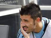 Was Villa ever truly happy at Barcelona?
