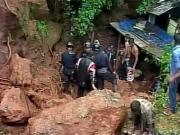Mumbai: Landslide kills 2 in Antop Hill, rescue operations on