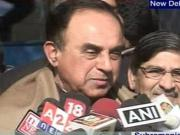 AAP is a party of sleazeballs and anti-nationals: Subramanian Swamy