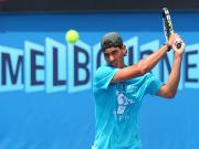 The Australian Open will be a big test for Nadal