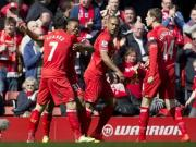 Terrific Sterling, dynamic Liverpool dent City's title bid