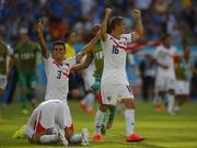 World Cup: Costa Rica have turned their opponents' pressure against them