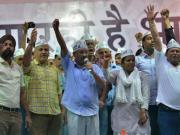 Kejriwal targets BJP over Vijay Goel's remarks on migrants