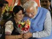 First Rajnath, now Sushma: How PM Modi is sidelining his ministers - Firstpost