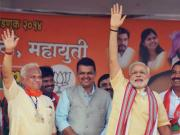 'Tribute' to Thackeray: Modi buys post poll insurance as others slug it out