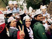 After Delhi, it's B'lore: AAP's win suggests it has a future in city governance