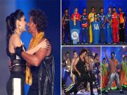 Hrithik, Anushka dazzle, Shahid trips and Farhan croons at glittering IPL opening ceremony