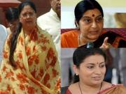 Sushma, Raje and Smriti: BJP's women are smart politicians, not weepy 'abla naaris'