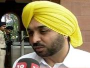 Bhagwant Mann video stunt offers AAP's enemies ammo for Punjab polls