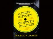 Exclusive: Extract from A Brief History of Seven Killings, 2015's Man Booker Prize winner