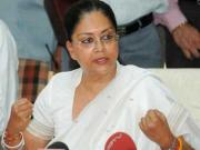 Vasundhara Raje Scindia: Two years and a lot to cheer about