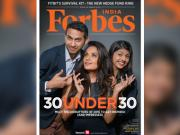 'Forbes 30 under 30' issue features achievers ranging from art, e-commerce to health, law