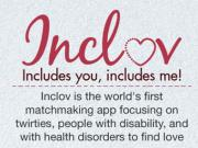 Love is in the air for everyone: New matchmaking app 'Inclov' doesn't leave anyone behind