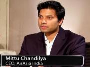 Fed up of micro-management by parent co, AirAsia India CEO Mitu Chandilya to quit