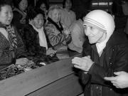 We can critique Gandhi, but not Mother Teresa's sainthood? Free speech anyone?
