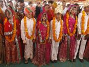 Tent dealers come together to help curb child marriages in Rajasthan