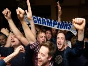 Champions! Leicester City team and fans celebrate fairytale Premier League title