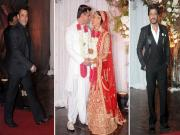 From Bachchans to Khans, stars make an appearance at Bipasha-Karan Singh Grover wedding