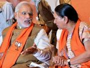 Anandiben Patel's resignation: Is the Bharatiya Janata Party in trouble in Gujarat?